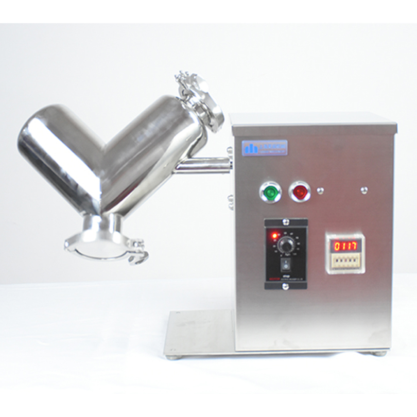 Mixer laboratorium Mixermachine VH2 mengmachine VH mini poeder Mixer bureau type mixer