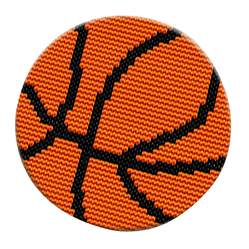 Juegos de aguja de lengüeta redonda, paquete de fabricación de alfombras para principiantes, Baskeball, punto de cruz, ganchillo, cojín, bordado, cierre, gancho, suministro
