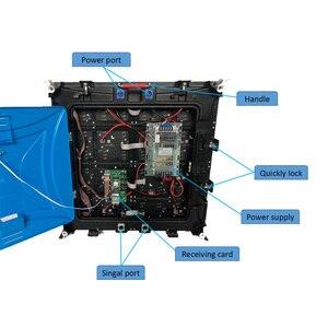 Image 4 - 5v40A כוח אספקת AC220V תצוגת Led וידאו קיר פנל 200W כוח מתאם עבור כל סוגי LED פנלים P4 P5 p6 P8 P10