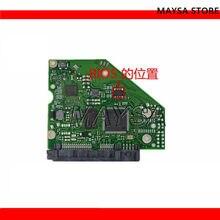 O disco rígido parte a placa lógica do pwb placa de circuito impresso 100749730 para o reparo st2000dx001 st1000dm003 do disco rígido de seagate 3.5 sata