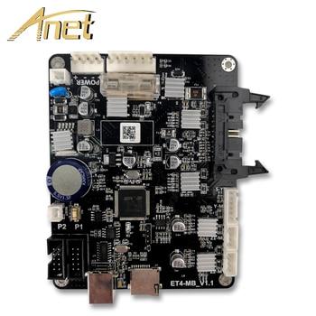 Anet 3d printer parts Board mother board for ET4 TMC 2208 board For ET4 3D Printer Impressora 3D anet a8 a6 mainboard control board mother board diy self assembly for reprap 3d desktop printer diy kit