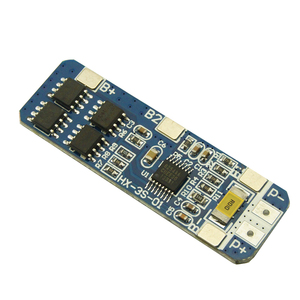 Image 3 - Hot 3C 3S 10A 12V Lithium Battery Charger Protection Board Module for 3pcs 18650 Li ion Battery Cell Charging BMS 10.8V 11.1V 12