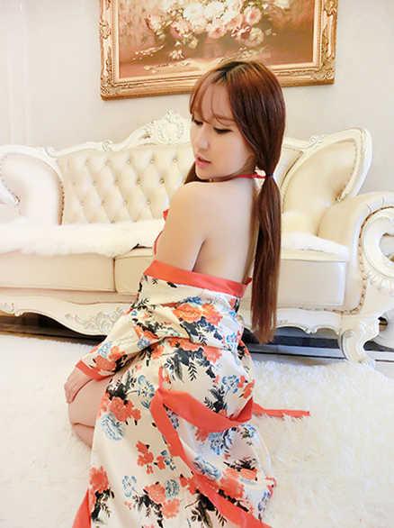 ญี่ปุ่น Kimono เสื้อคลุมอาบน้ำชุดนอนสตรีชุดนอน Nightgown ชุดราตรีชุดนอนชุดราตรีชุดนอน