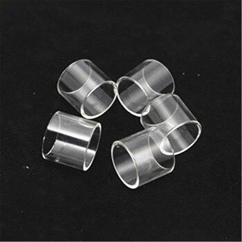цена на Dead Rabbit rta 5PCS YUHETEC Replacement Glass TUBE for Hellvape Dead Rabbit V2 RTA tank