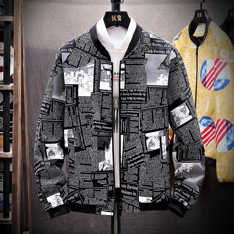New Quality Men's Camouflage Zipper Jackets Male Coats Fashion Camo Jacket Mens Hip Brand Clothing Autumn Outwear Plus Size 3XL