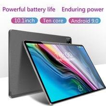 2021 горячая Распродажа ten-core планшет телефон Android full Netcom, два в одном, стимуляция еды курицы, 4G, 10,1 дюйма, поддержка звонка, увеличение