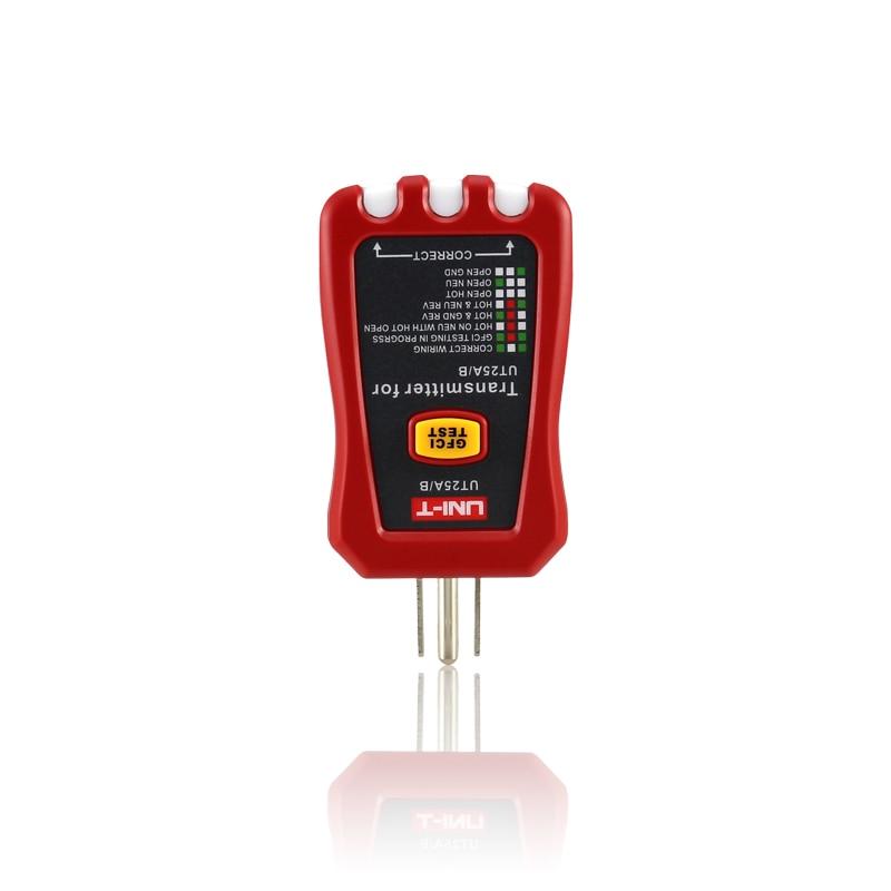 UNI-T UT25B Buscador de disyuntores automáticos de alto rendimiento - Instrumentos de medición - foto 3