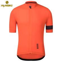 Radfahren Jersey 2020 Pro team Sommer Kurzarm Mann Downhill MTB Fahrrad Kleidung Ropa Ciclismo Trikot Quick Dry Bike Shirt