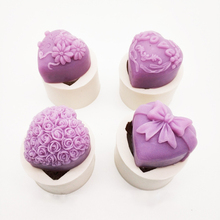 Cake-Mould Soap-Mold Multi-Purpose Silicone Baking-Tools Kitchen-Supplies Food-Grade