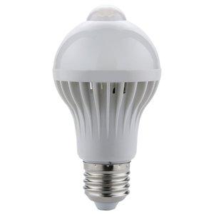 Lamp With Motion Sensor Light PIR LED Night Light Movement Detection Sensor Lights Home Sound Light Sensor 220V lamps E27