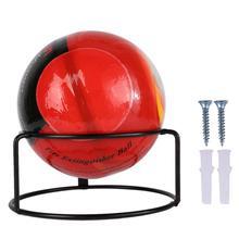 1,3 кг Автоматический Огнетушитель мяч стоп пожаропотери безопасности инструмент с кронштейном 2.9lb