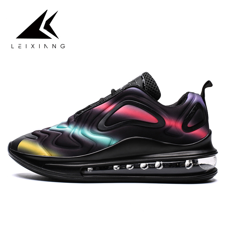 2019 Men Running Shoes Jogging Breathable Women Trainer Sneakers Zapatillas Hombre Deportiva 720 Air Cushion Sport Shoes Couple image