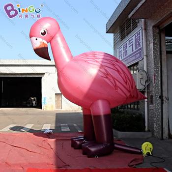 Wykwintne 4 metry wysokie nadmuchiwane flamingo do dekoracji imprez stojące zabawki balonowe flamingo tanie i dobre opinie BingoQiMO Oxford Zamek 2-4 lat 5-7 lat 8-11 lat 12-15 lat Dorośli 6 lat 8 lat 3 lat 3 lat Duży odkryty nadmuchiwane rekreacji