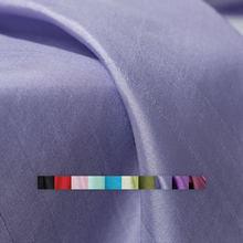 Белый waxberry чистый цвет Douppioni шелк 100% шелк материалы для одежды Ткань для шитья бесплатная доставка