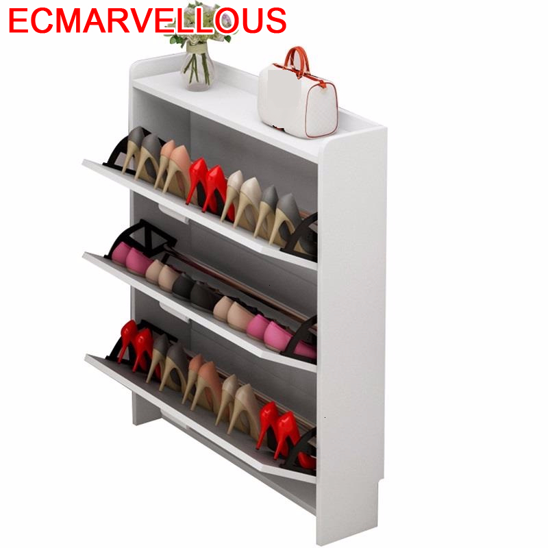 Ayakkabilik Schoenen Opbergen Cabinet Mueble Armoire Rangement Chaussure Storage Organizador De Zapato Gabinete Shoes Rack