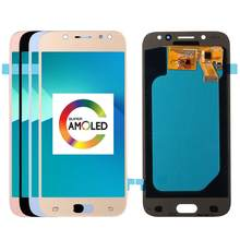 High Quality LCD For Samsung Galaxy J5 Pro 2017 J530 SM-J530F J530M Super Amoled LCD Display and Touch Screen Digitizer Assembly(China)