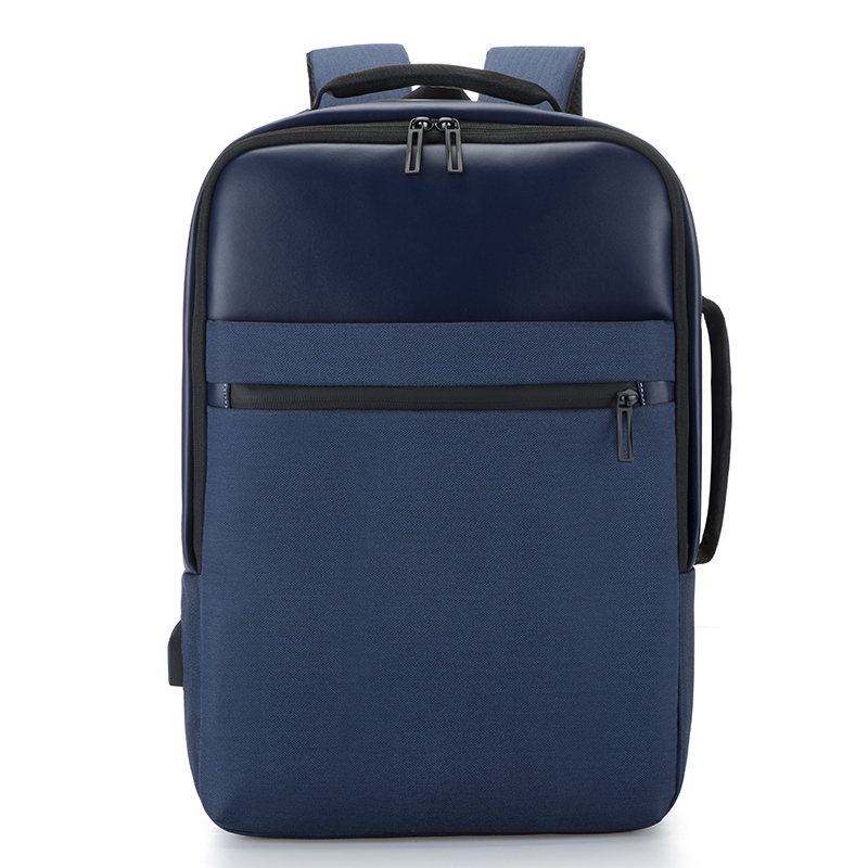 Gaoge 15.6 Inch Laptop Backpack Mens Male Backpacks Business Notebook Mochila Waterproof Back Pack USB Charging Bags Travel Bagp