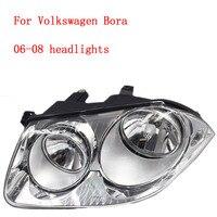 for 2006 2008 Volkswagen Bora Halogen headlamp assembly headlamp combination Headlampshade Headlampshade Half Assembly