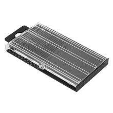 цена на 20Pcs Mini HSS Micro High Speed Steel Twist Drill Bit Set Model Craft With Case Repair Parts 0.3mm-1.6mm Worldwide Wholesale