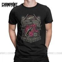 Yharnam's Blood Vials футболки для мужчин 100% хлопок новинка футболка с круглым вырезом Bloodborne Dark Souls футболки с коротким рукавом Подарок Идея