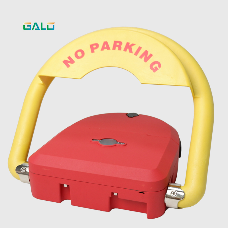 VIP Parking Space Remote Control Automatic Parking Barrier With A Height Of 50cm Control