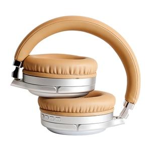 Image 3 - ANC bluetooth אוזניות פעיל רעש מבטל & Wired אוזניות עם מיקרופון אוזניות עמוק בס Hifi קול אפרכסת