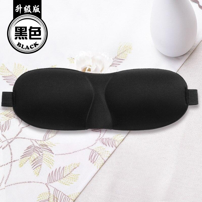 Máscara De Ojo Para Dormir De Río, Funda De Sombra De Ojos De Viaje, Protector De Espuma De Memoria 3D Libre Auricular