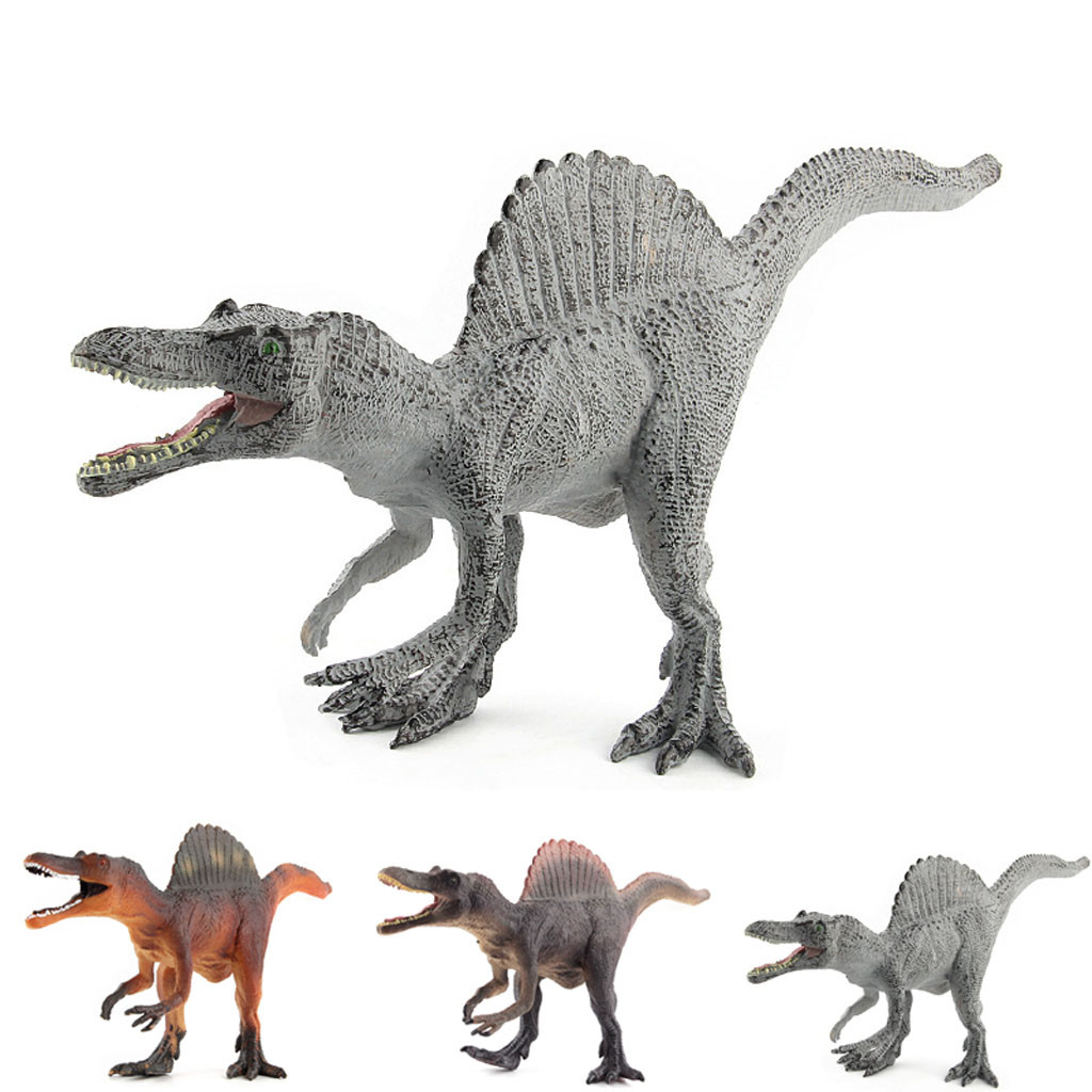 Kids Children Toy Spinosaurus Dinosaur Figurine Early Educational Model Toys