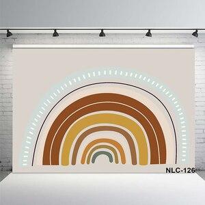 Image 1 - שיחת וידאו יום הולדת רקע ניאון אורות בלון לבני קיר צילום אישית צילום רקע תמונה סטודיו