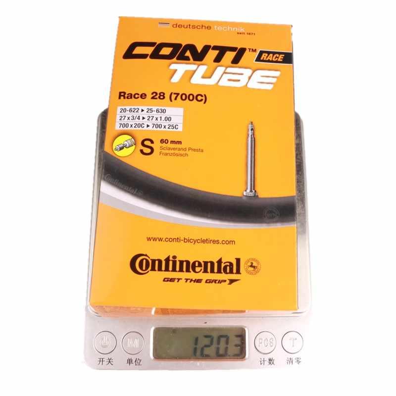 Continental Race Rohre 28 FV 700x20c-25c ventil 42mm 60mm Inneren Reifen für heraus reifen 700X20c 700X23C 700X25C Bike straße Fahrrad