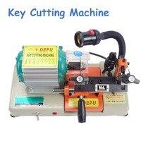 Chave máquina de corte chave duplicada máquina porta fechadura do carro chave copiadora para serralheiro cortador