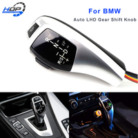 Gear Shift Knob Shifter Lever LED For BMW 1 3 5 6 Series E90 E60 E46 2D 4D E39 E53 E92 E87 E93 E83 X3 E89 Automatic Accessories