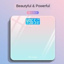 Pregnant Body Fat Scale LED Digital Smart Electronic Scales Child Women Bathroom Body Floor Scales Digital Body Weight Scales