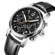 Tissot- Luxury Brand quartz women Watches Quartz Watch Stain