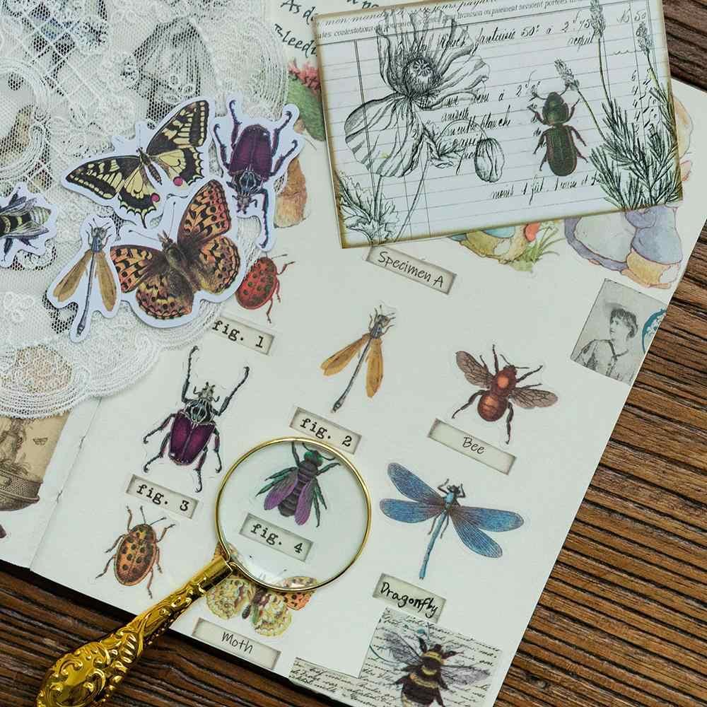 27 sayfalık kawaii kırtasiye çıkartmalar sevimli bitki günlüğü planlayıcısı dekoratif cep çıkartmalar Scrapbooking DIY Craft etiketler