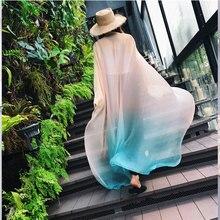 Fashion 2019 Brand Zijden Sjaal Vrouwen Pashmina Sjaals Sjaals En Wraps Bandana Haar Sjaal Moslim Hijab Mousselin Foulard Femme