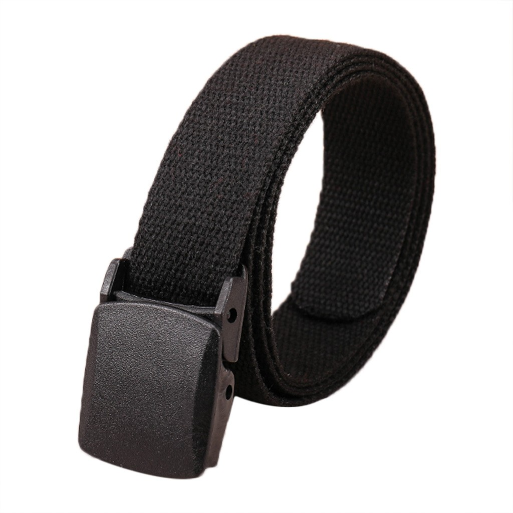 Womail 2019 Canvas Belt Mens Casual Canvas Belt High Quality Women Fashion Waistband Leisure Belts For High Quality Ladies