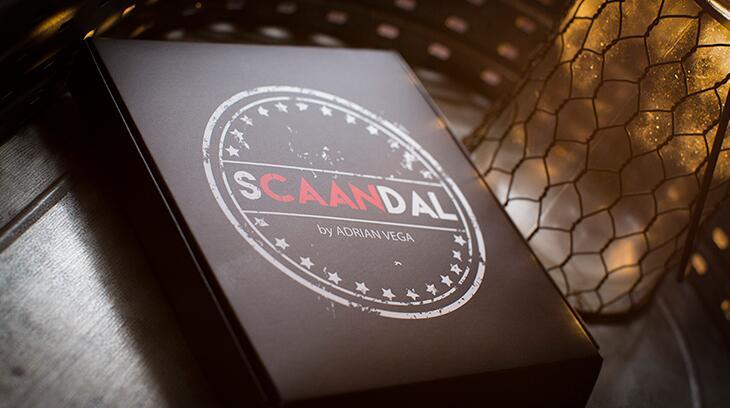 SCAANDAL By Adrian Vega Magic Tricks