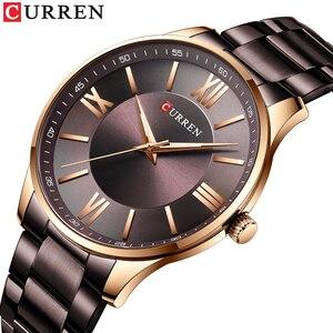 CURREN TOP Brand Mens Watches