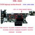 T470 ordinateur portable carte mère NM-A931 pour 14.0