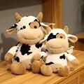 1 шт., плюшевая игрушка в виде скота, 30-65 см