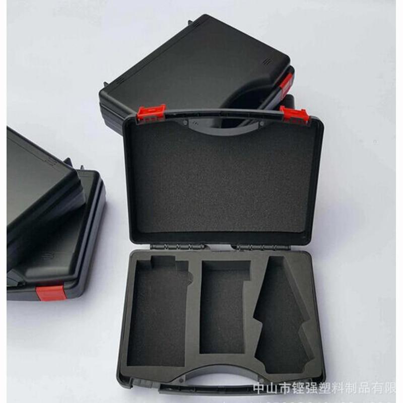 Caja de herramientas de plástico maleta caja de herramientas caja de - Almacenamiento de herramientas - foto 3