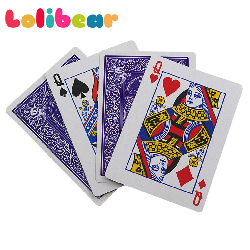 Parade Of The Queens Explained Magic Tricks Close Up Magia Card 4Q Prediction Magie Mentalism Illusion Gimmick Prop Toys For Kid