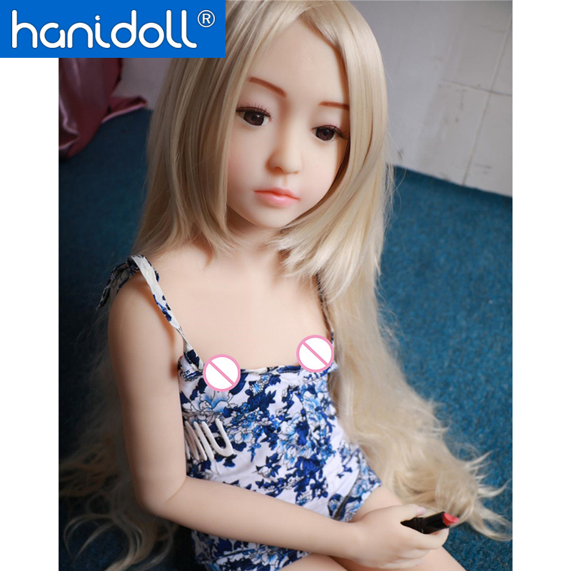 Hanidoll Silicone <font><b>Sex</b></font> <font><b>Dolls</b></font> <font><b>128cm</b></font> Love <font><b>Doll</b></font> TPE <font><b>Sex</b></font> <font><b>Doll</b></font> Realistic Vagina Small Breast Ass Lifelike Japanese <font><b>Sex</b></font> Toys for Men image