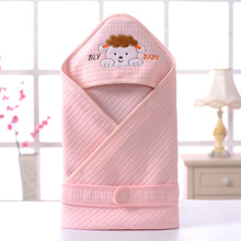 New Brand Toddlers Newborn Baby Swaddle Muslin Blanket Quality better Multi-use Cotton Blanket Infant Wrap