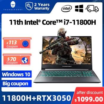 "911MT Gaming Laptop RTX3050 Intel Core i7 11th Gen 11800H 15.6"" 144Hz Notebook Computer Windows 10 Pro Laptops 2 Years Warranty 1"