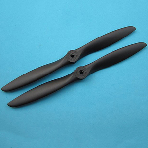 Image 1 - 4PCS/Lot DIY Accessories 12x6 Propeller for 52 61 Level Engine Oil Machine Paddle    RC Aircraft Spare Parts