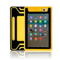 New waterproof NFC 10.1 inch 4G LTE Tablet PC Phone Call 2G+16G MT6737 WIFI Unlock fingerprint Rugged Android 7.0 tablets 10
