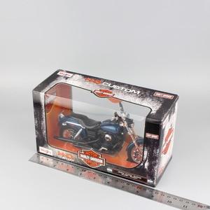 Image 5 - 1/12 ölçekli Maisto 2004 DYNA süper GLIDE spor FXDX motosiklet Diecast model motosiklet oyuncak hatıra hediye minyatür toplayıcı çocuk