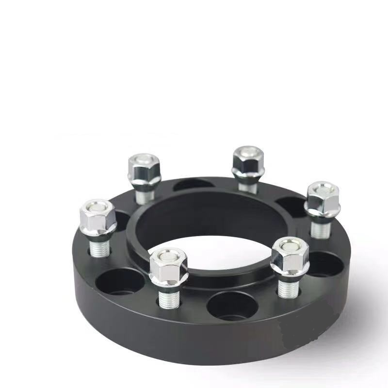 1Pcs PCD 6X139.7-93.1 Hub Cebtric 6x5.5 (6x139.7mm) Center Bore 93.1mm Car Wheel Hub Spacer For Ford Ranger T6